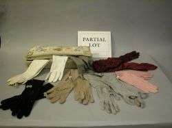Collection of Lady's Dress Gloves