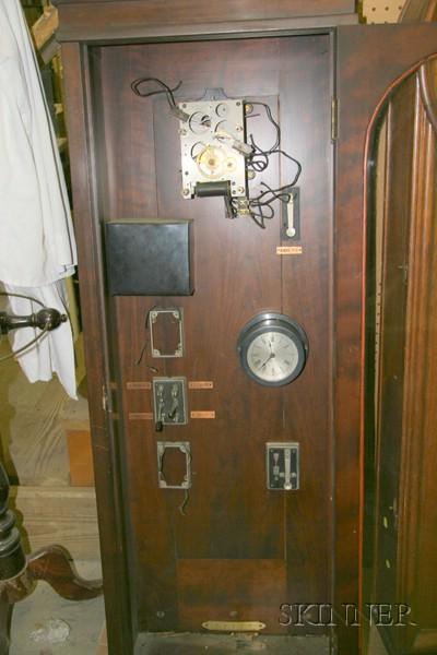 E Howard Amp Co No 89 Quot Master Quot Or Quot Program Quot Clock Sale