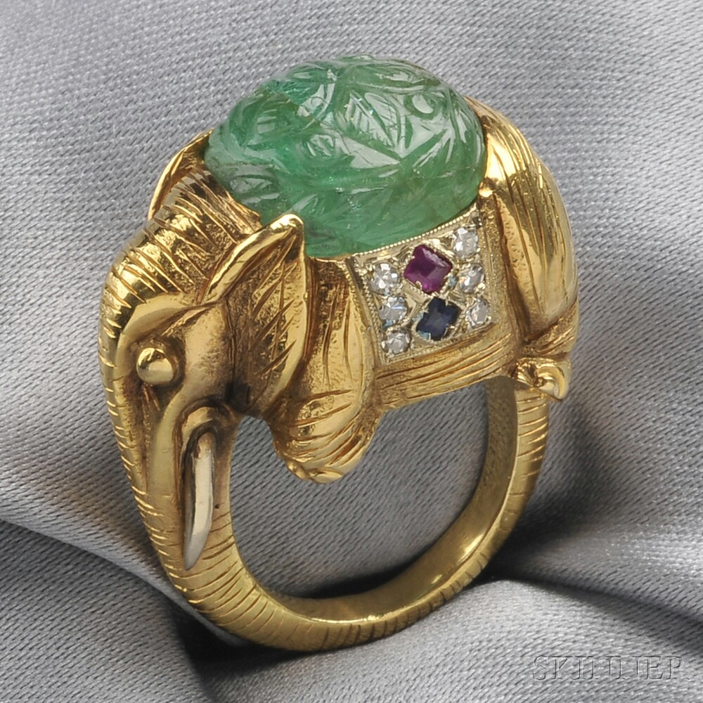 Elephant ring - photo#24