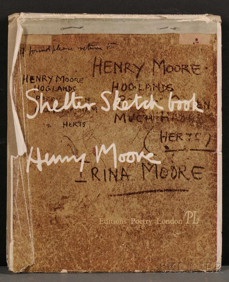 Moore, Henry Spencer (1898-1986)