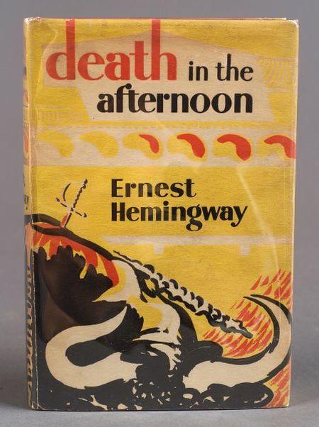Hemingway, Ernest (1899-1961), Signed copy