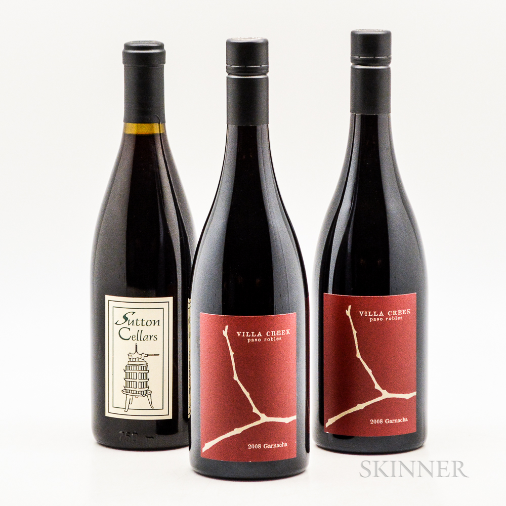 Mixed Red Wine, 3 bottles