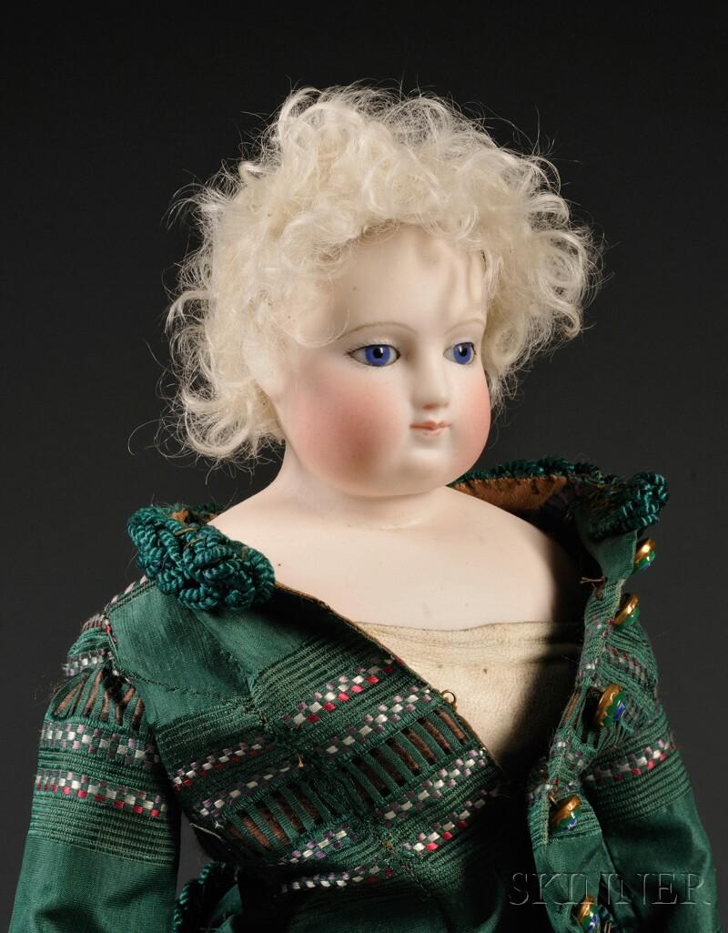Early Shoulder Head French Fashion Doll