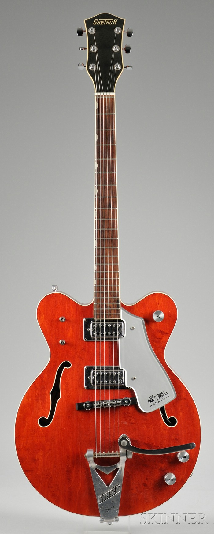 American Electric Guitar, Gretsch Company, c. 1972, Model Chet Atkins Nashville 7660
