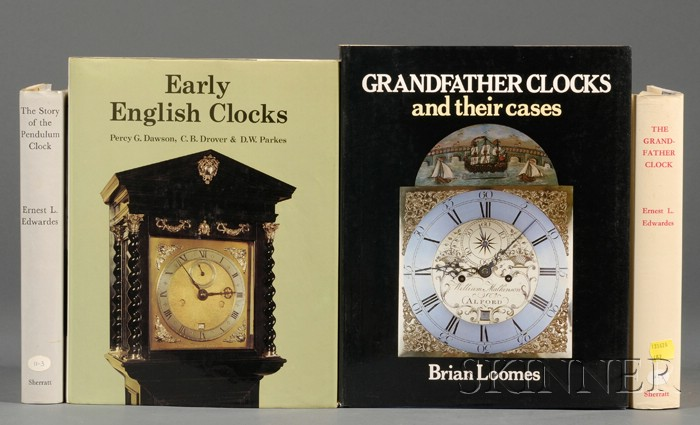 Four Books on Early Clocks