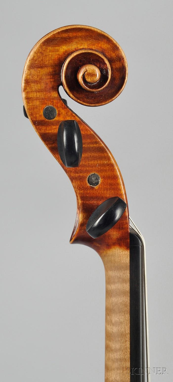 Italian Violin, Marino Capicchioni, Rimini, 1940