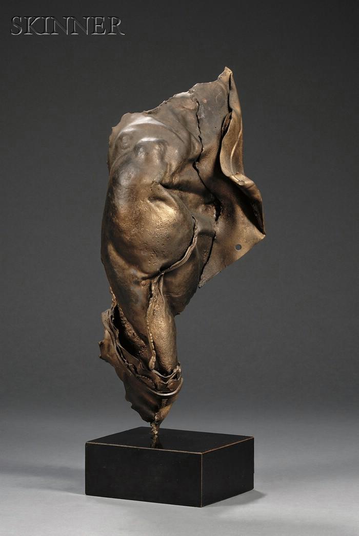 Judith Brown (American, 1932-1992)      Untitled [Female Dancer]