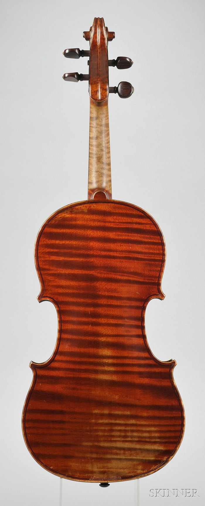 French Violin, Hippolyte Chretien Silvestre, Paris, 1896