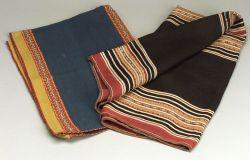 Two South American Weavings