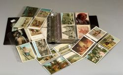 Over 250 Postcards of Native Americans