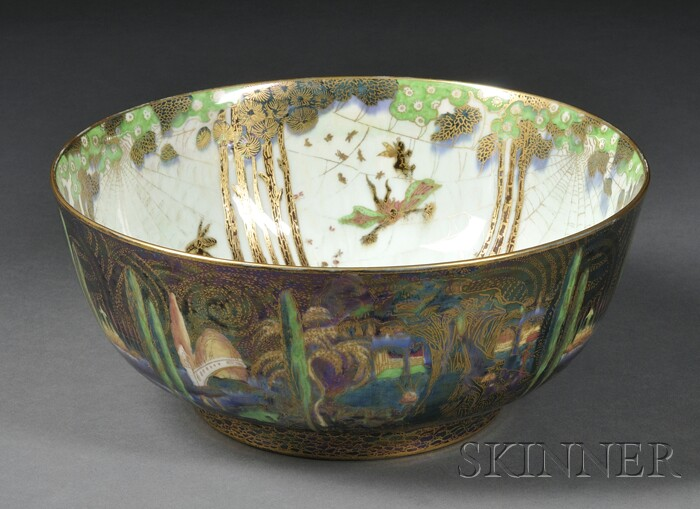 Wedgwood Fairyland Lustre Bowl