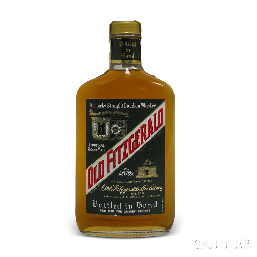 Old Fitzgerald Bottled in Bond Bourbon, 1 375ml bottle