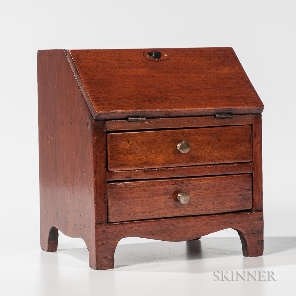 Mahogany Desk Box