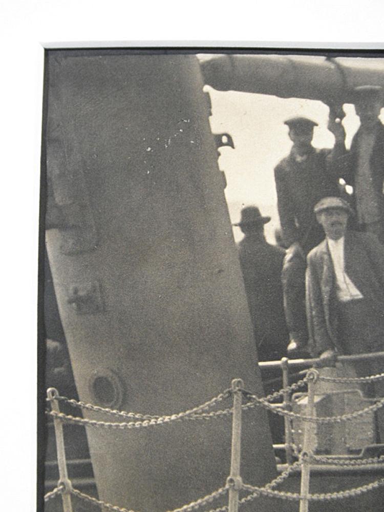 The Steerage Alfred Stieglitz