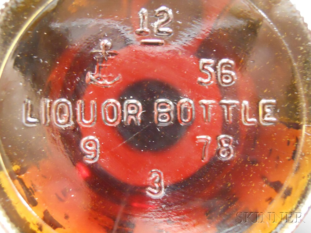 Evan Williams 1783 Bourbon 10 Years Old 1978, 1 750ml bottle