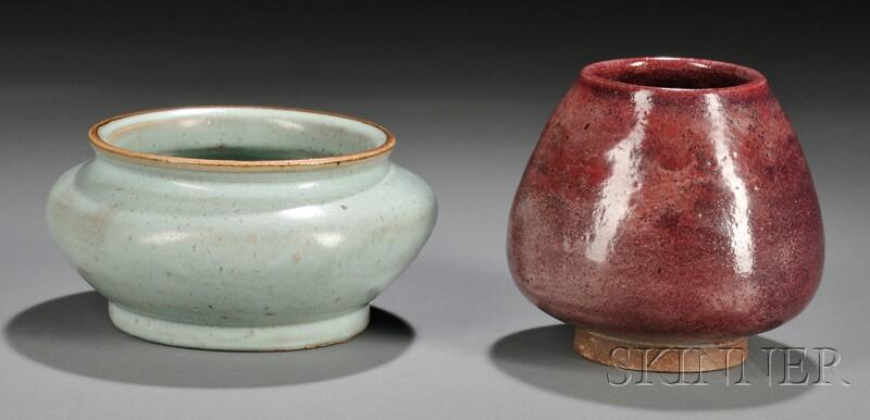 Two Chun Jars