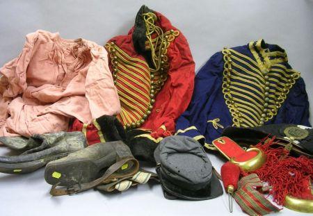 Civil War Era Military Uniform Items