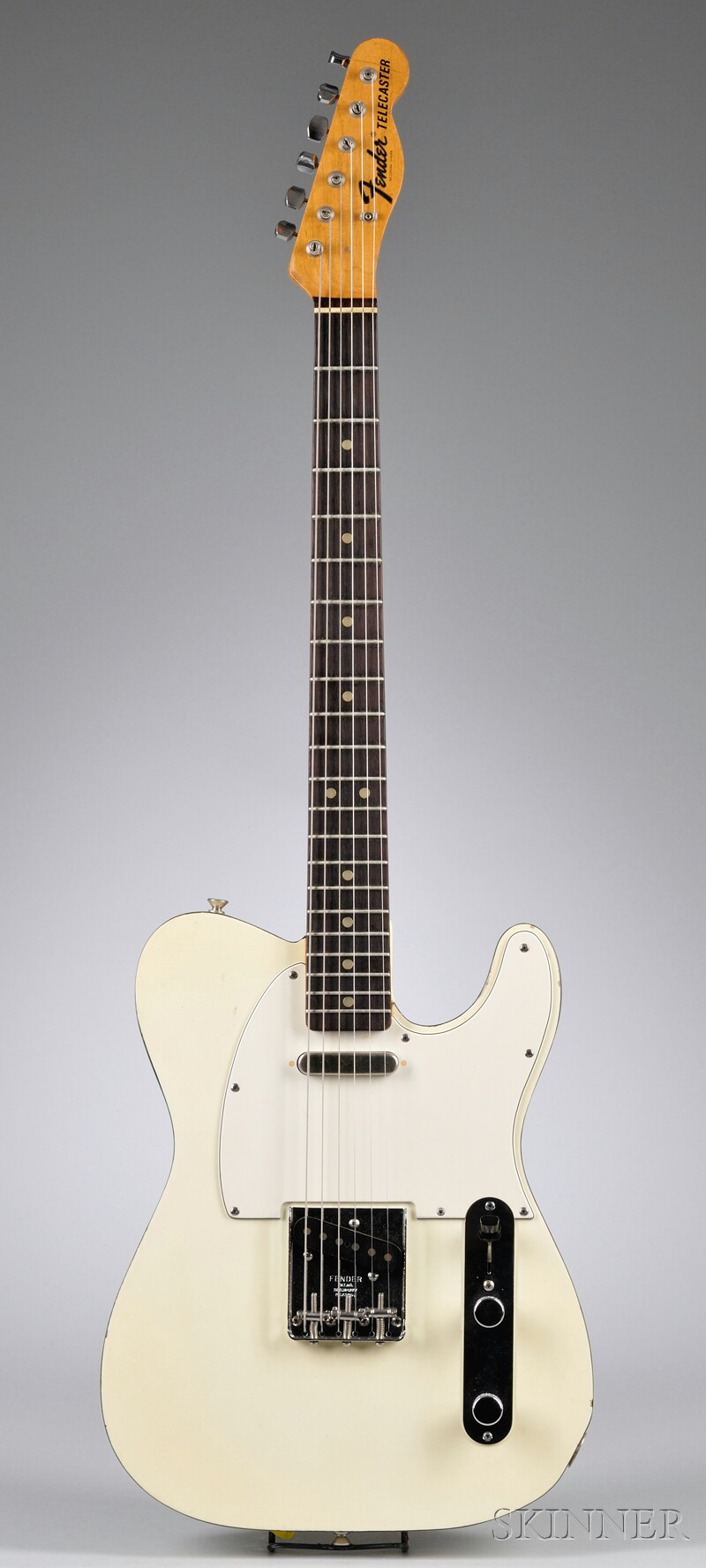 American Electric Guitar, Fender Musical Instruments, Santa Ana, 1967, Model   Telecaster Custom,