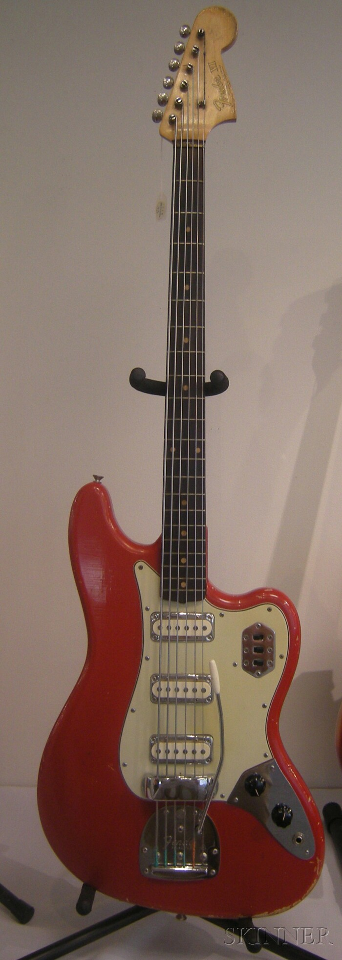 American Electric Guitar, Fender Musical Instruments, Santa Ana, 1966