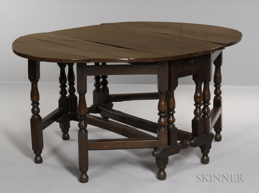 Baroque style yewwood gate leg table sale number 3020b lot number 386 sk - Table baroque conforama ...