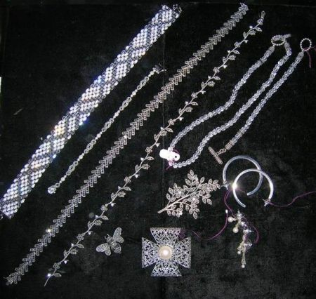 Group of Sterling Silver and Marcasite Jewelry