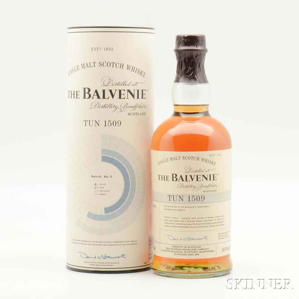 Balvenie Tun 1509 Batch 2, 1 750ml bottle