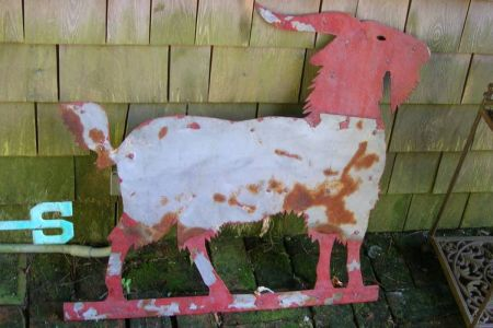 Sheet Metal Billy Goat