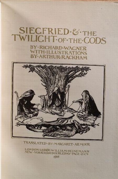 Rackham, Arthur, illustrator