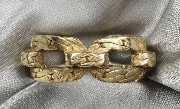 18kt Gold Ring, Buccellati
