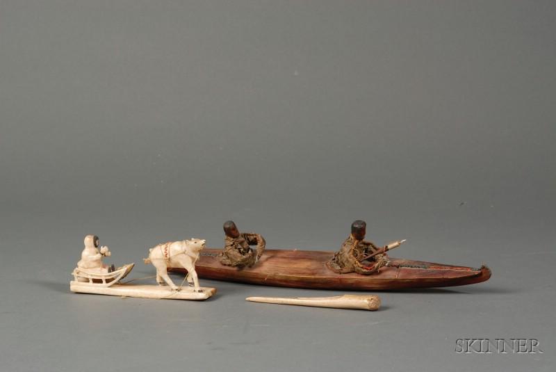 Three Small Souvenir Items
