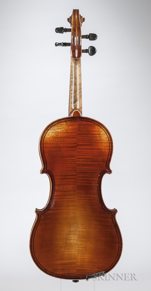 german violin sale number 3051b lot number 247 skinner auctioneers. Black Bedroom Furniture Sets. Home Design Ideas