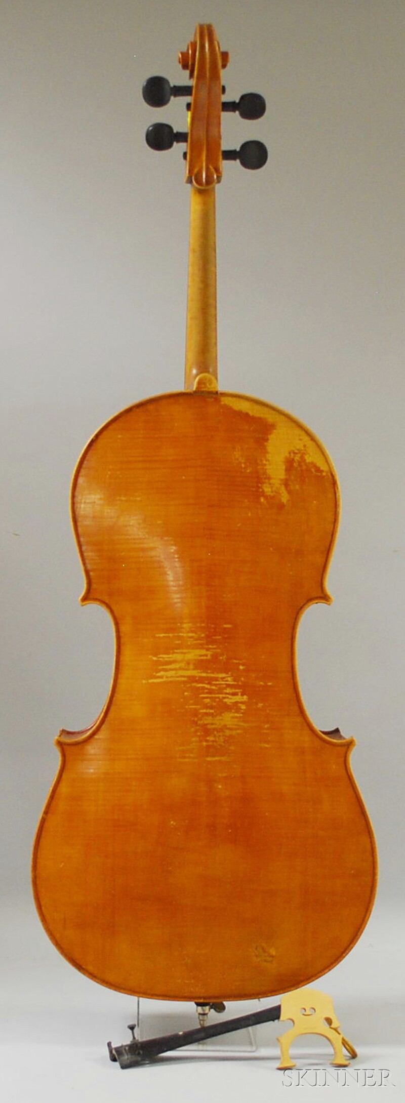 German Violoncello, c. 1905, for Lyon & Healy
