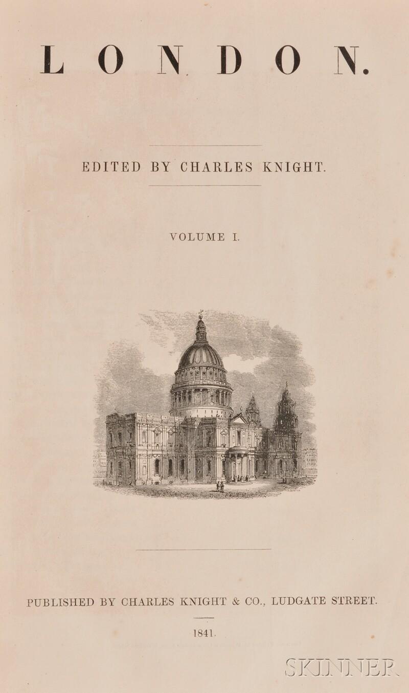 Knight, Charles (1791-1873) London