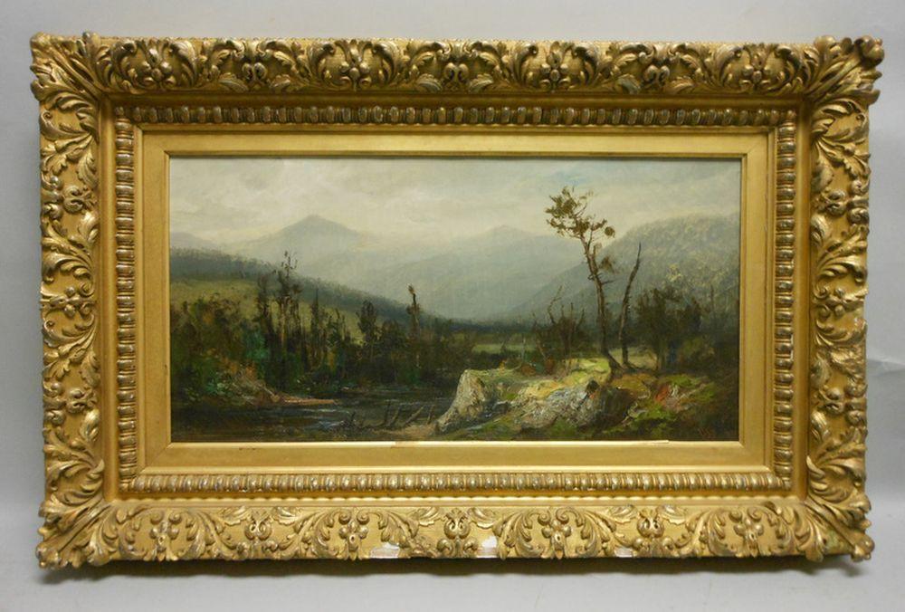 Harrison Bird Brown (American, 1831-1915)      Mount Washington View