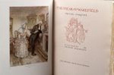 (Rackham, Arthur), and Goldsmith, Oliver (1728-1774)