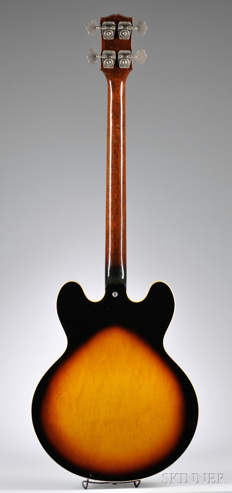American Electric Bass Guitar, Gibson Incorporated, Kalamazoo, 1966, Style EB-2