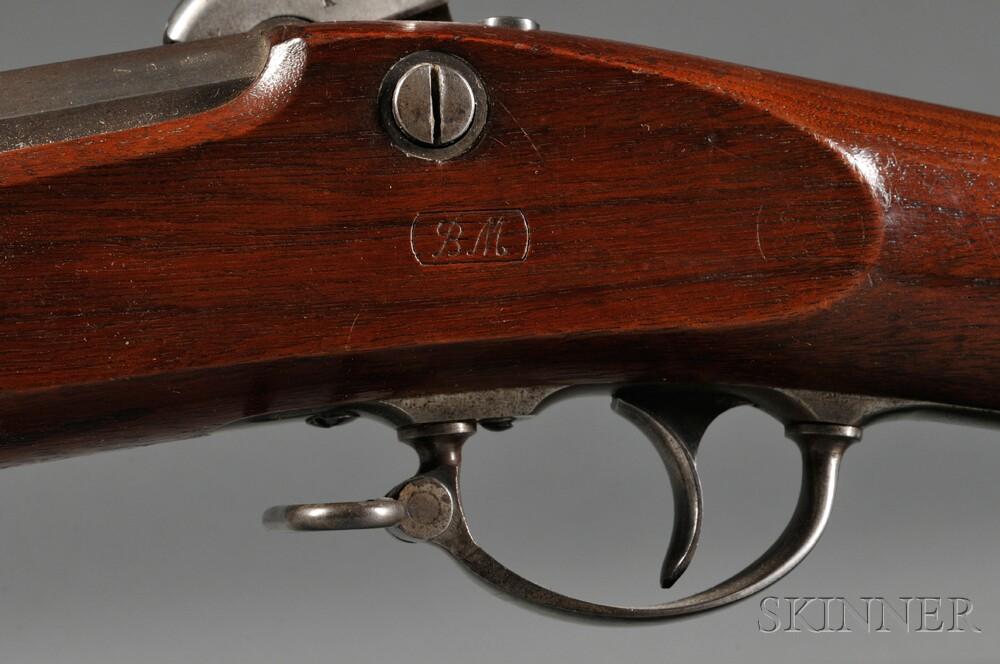 Model 1855 Percussion Rifle