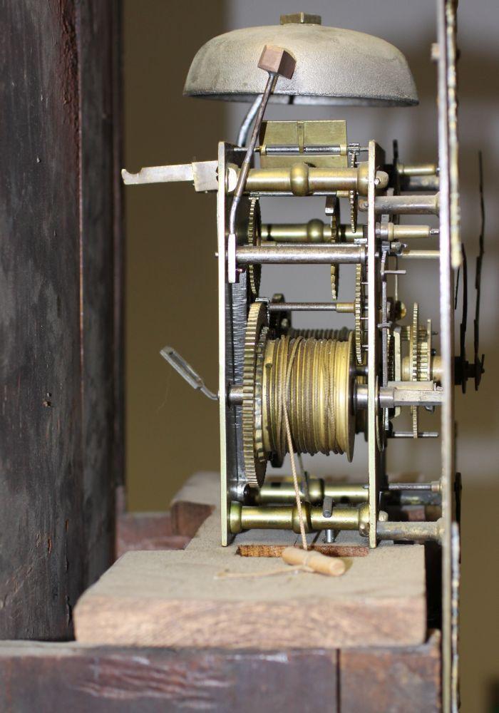 Fitzpatrick Mahogany Tall Clock