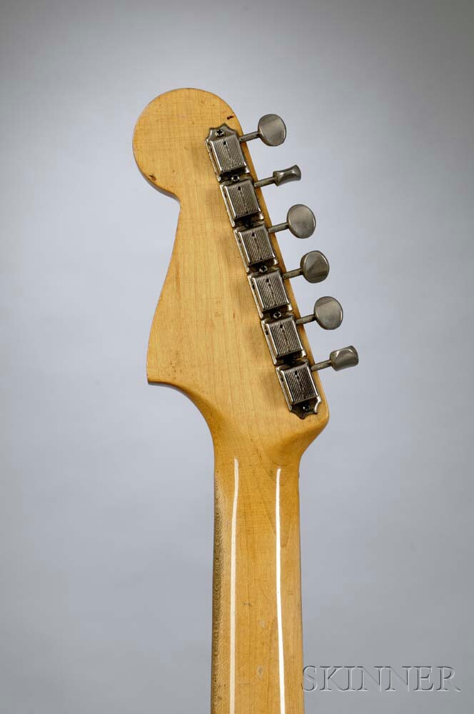 Marty Stuart     Fender Jazzmaster Electric Guitar, c. 1960