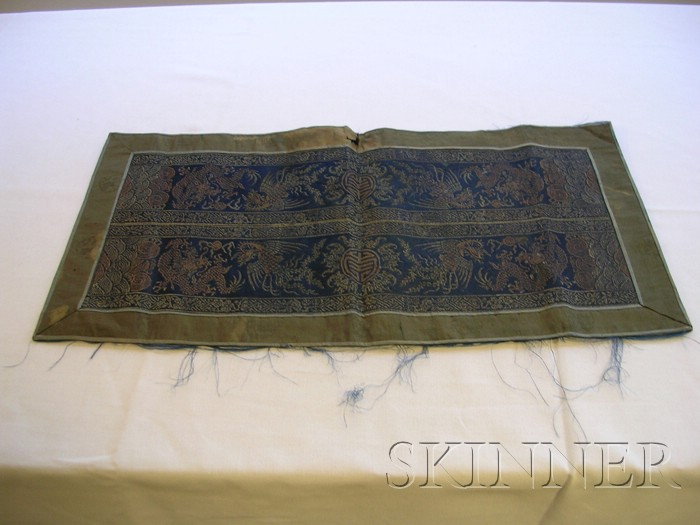 Lot of Five Textiles