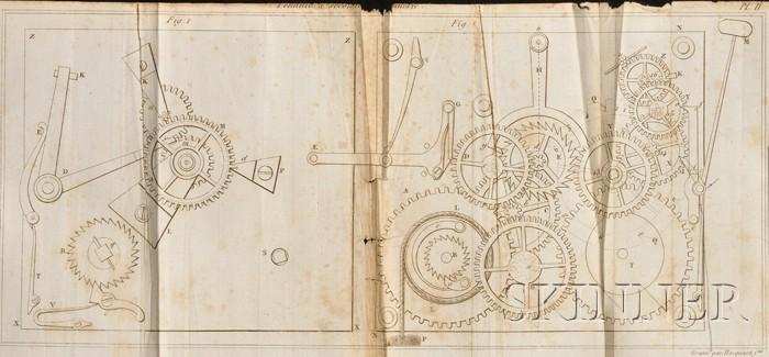 L'art de L'horlogerie, enseigne en trente lecons...