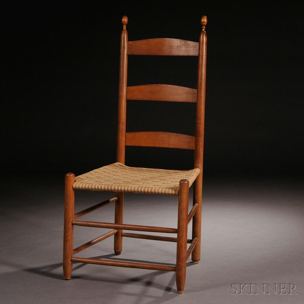 Shaker Cherry Tilter Chair