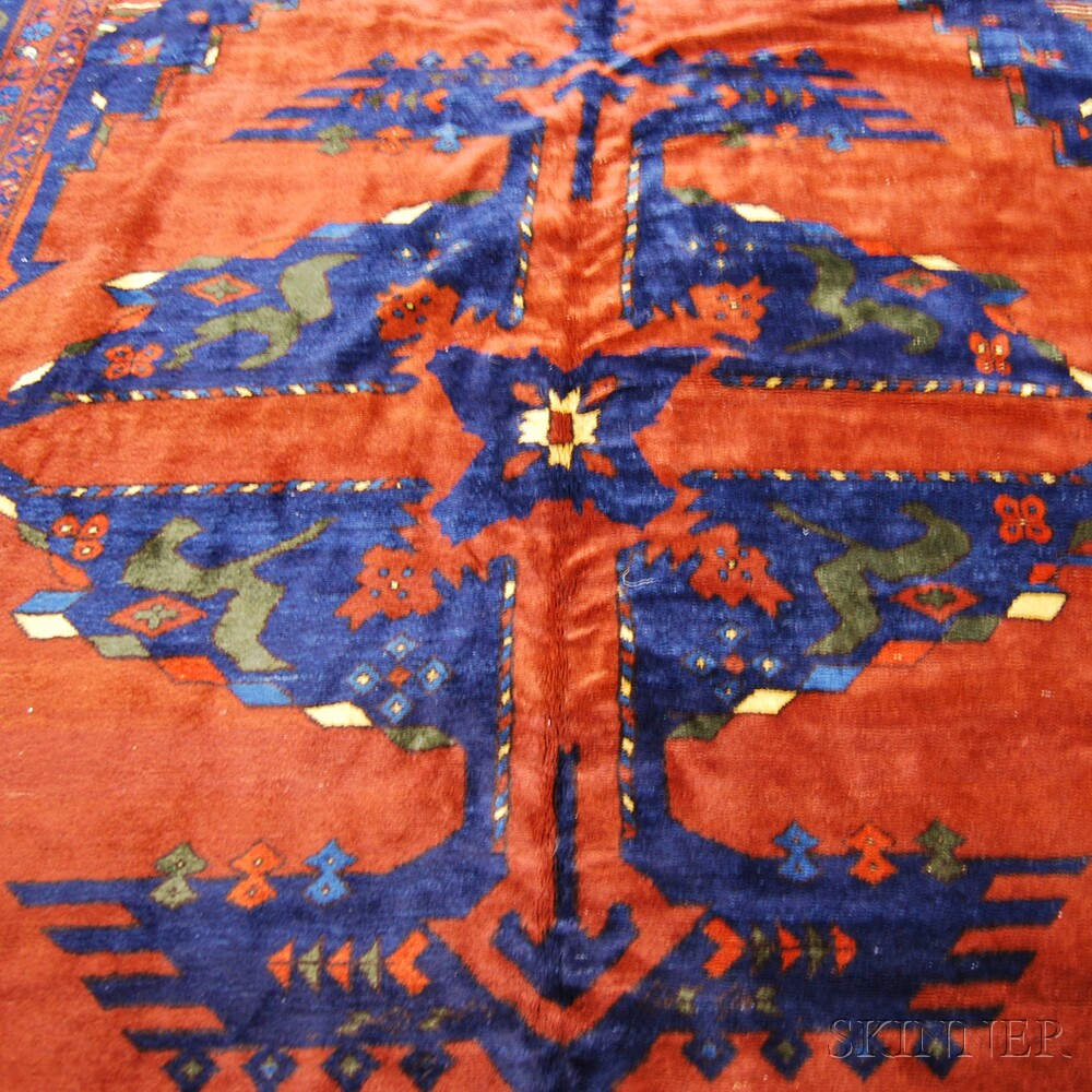 Afghan Carpet