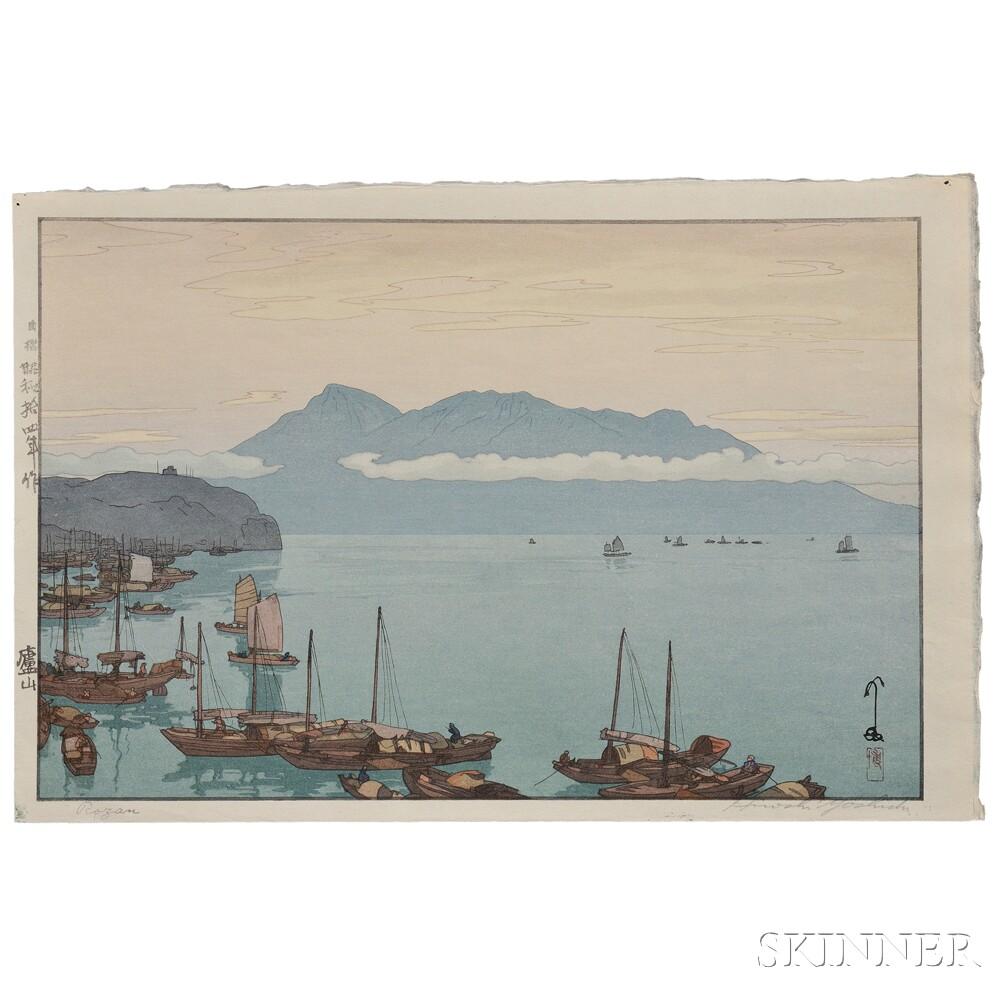 Hiroshi Yoshida (1876-1950), Rozan