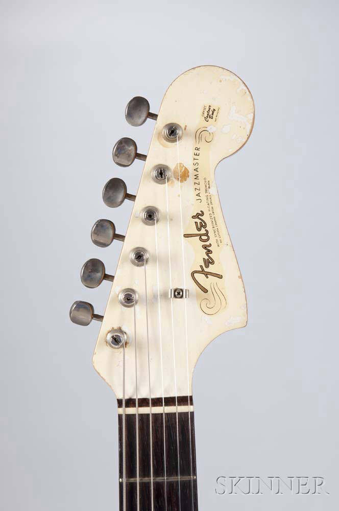 Wayne Moss     Fender Jazzmaster Electric Guitar, 1964