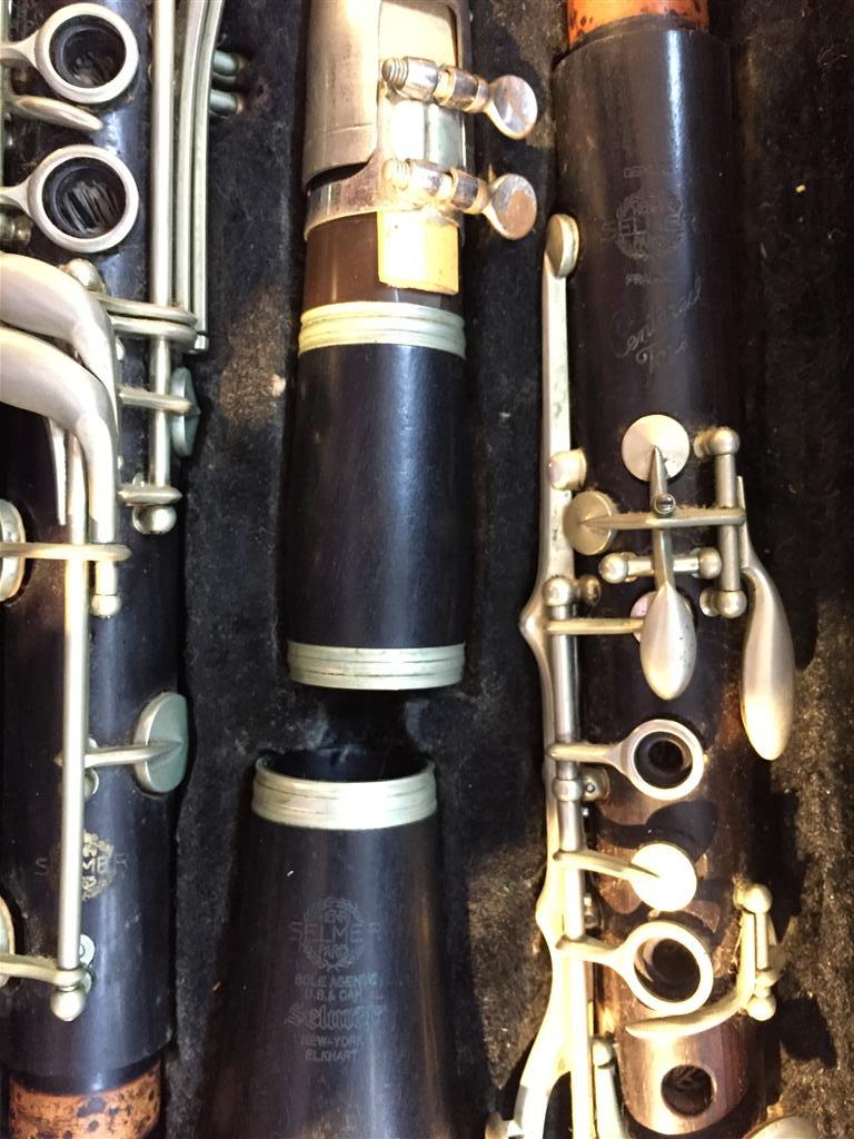 Tenor Saxophone, Selmer Mark VI, 1956