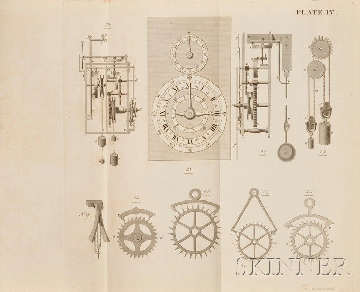 Treatise on Clock and Watch Making