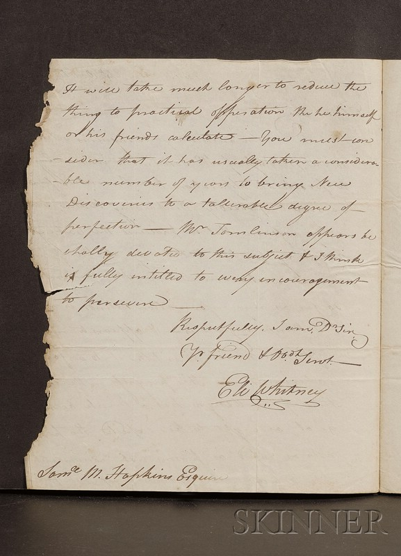 Whitney, Eli (1765-1825)