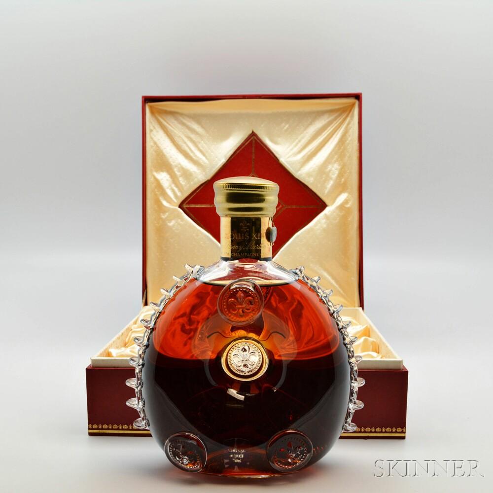 Remy Martin Louis XIII, 1 bottle (original presentation case)