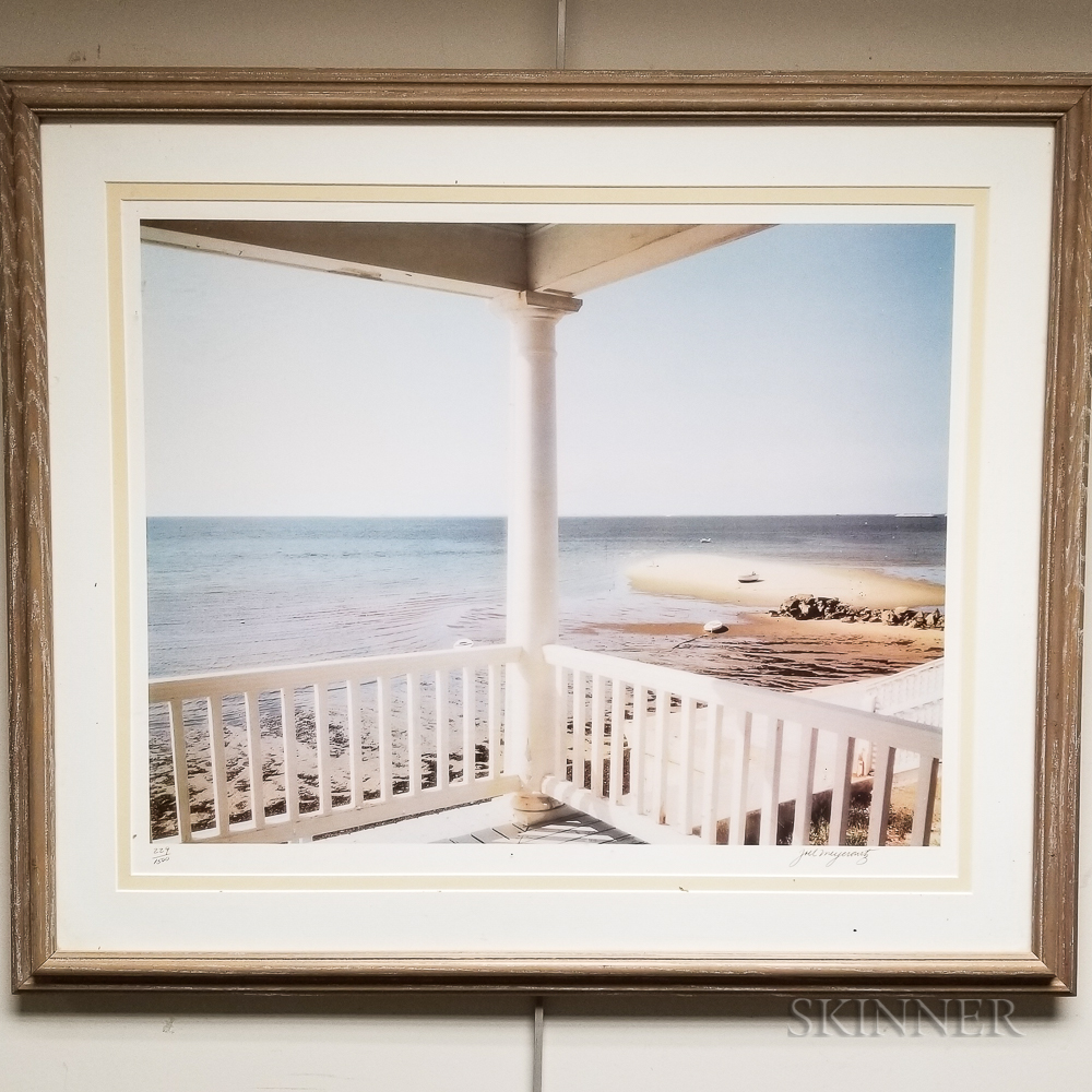 Joel Meyerowitz (American, b. 1938)      Porch, Provincetown